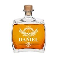 Dāvana dzimšanas dienā viņam Personalizēta viskija dekanteris, izmērs 750ml