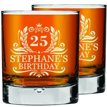 2 gab. Personalizēta viskija glāze cecpuišu ballītei, gravēta glāze, izmērs 270ml